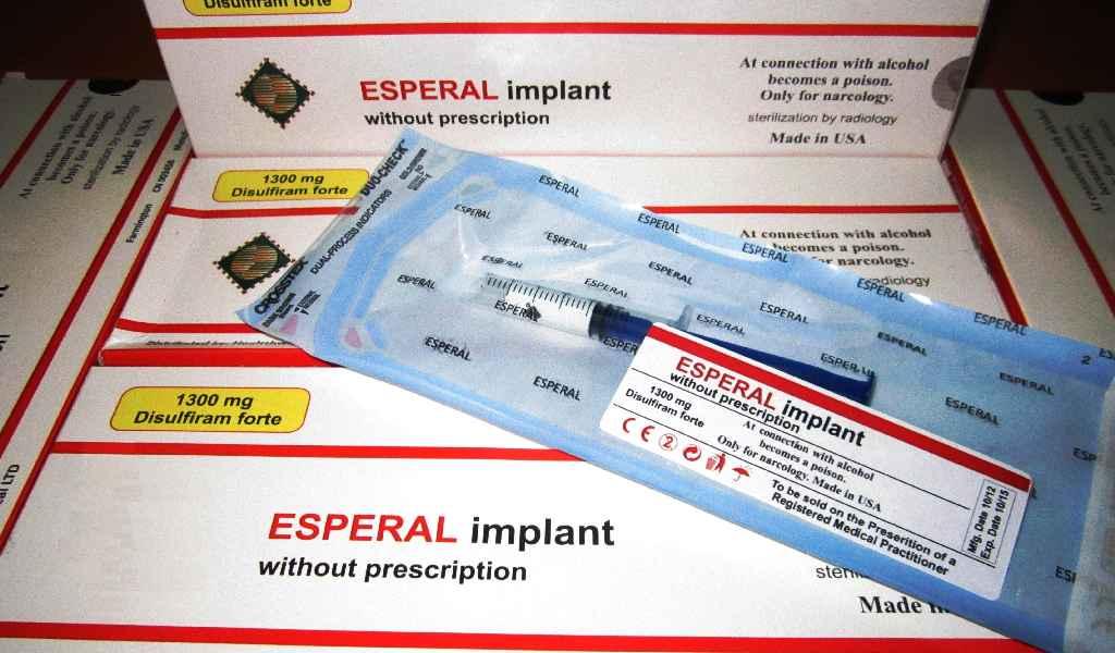 Имплантация препарата Эспераль в Дорохово стоимость
